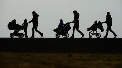 Wie Kinderfreundlich ist Deutschland? Eine neue Studie geht der Frage nach.