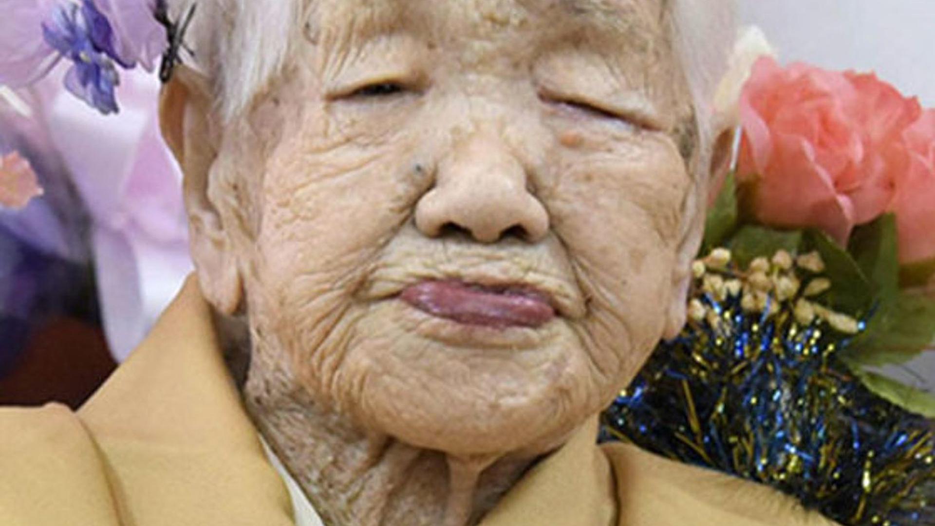 ältester Lebender Mensch Der Welt