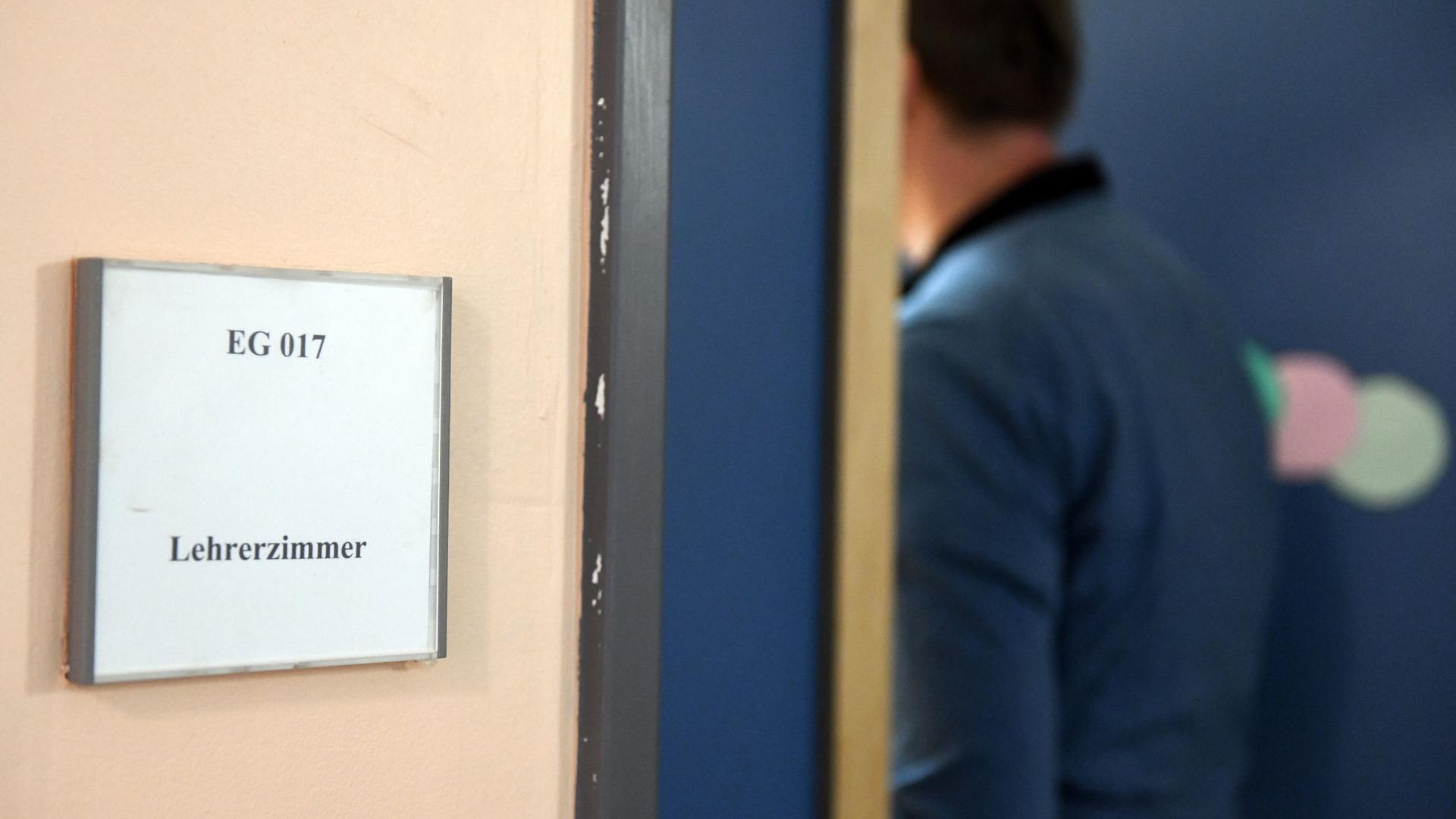Mehr Schulleitungen berichten von Übergriffen auf das Lehrpersonal.
