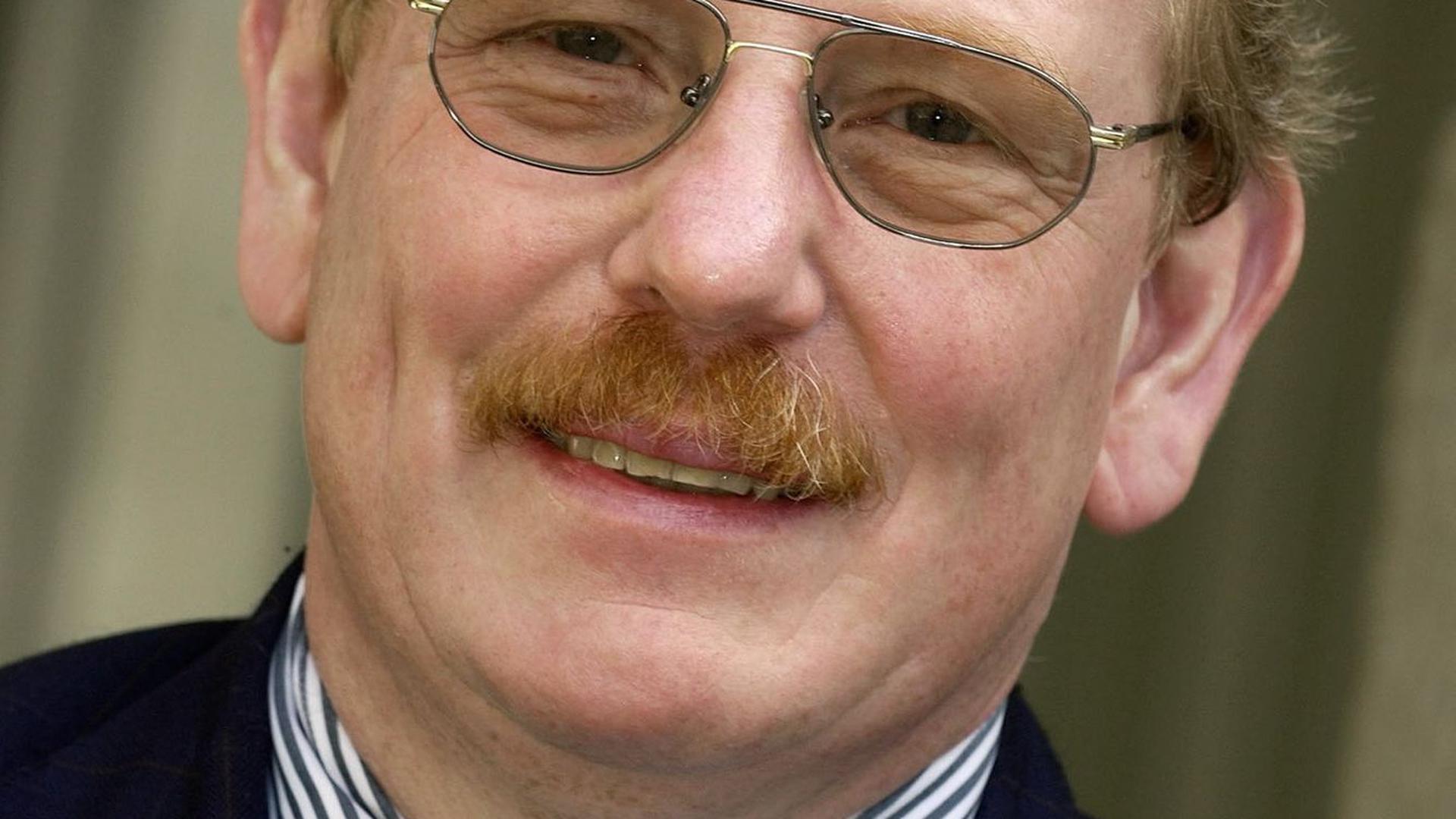 Der deutsche Physiker Reinhard Genzel.