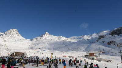 Die Skigebiete rund um Ischgl sind bei Wintersportlern beliebt.