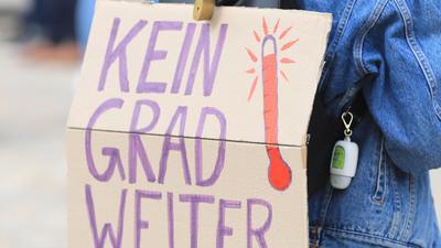 Laut einer Studie reichen die Maßnahmen inDeutschland nicht aus, um die Erderwärmung zu stoppen.