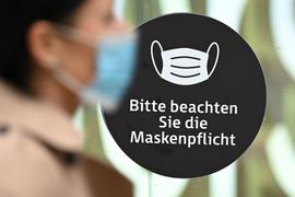 Die verschärfte Maskenpflicht in Risikogebieten wird von einer großen Mehrheit unterstützt.