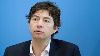 Virologe Christian Drosten warnt vor einer Corona-Strategie mit Herdenimmunität.