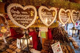 Weihnachtsmärkte, wie hier in Nürnberg, müssen 2020 ausfallen.
