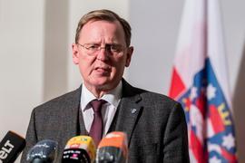 Bodo Ramelow will gegen Bedrohungen juristisch vorgehen.