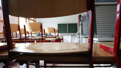 EinSchultag geht zu Ende. Doch bisher blieben die Schulen in der zweiten Corona-Welle offen.