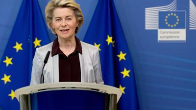 EU-Kommissionschefin Ursula von der Leyen sucht nach einer kreativen Lösung des Brexit-Streits.