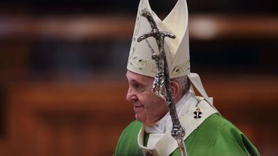 Papst Franziskus ernennt neue Kardinäle.