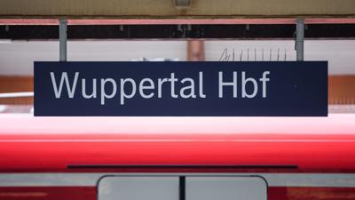 Zu dem Vorfall kam es zwischen Wuppertal und Hagen.