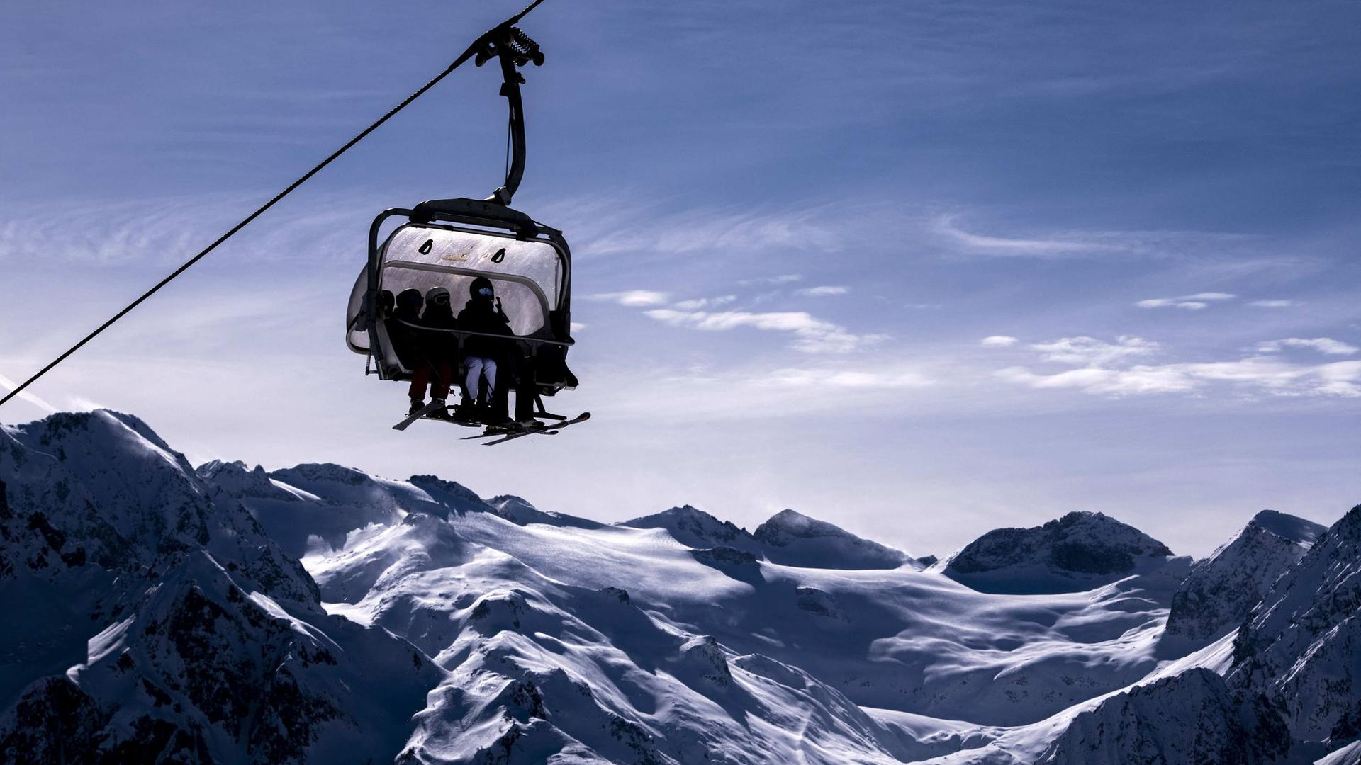 Alle Skigebiete sollen in Italien bis zum 6. Januar geschlossen bleiben.