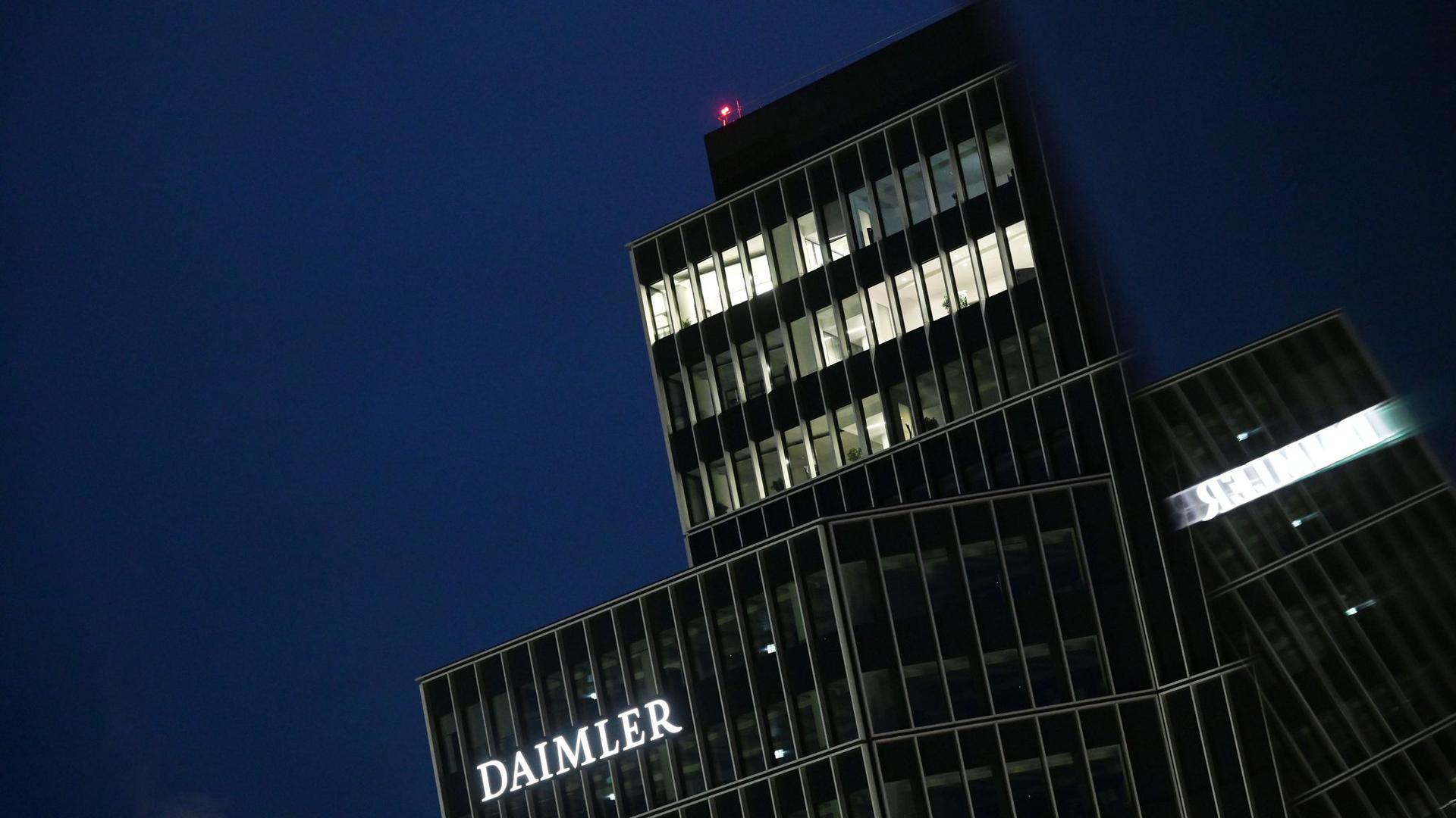 Daimler Neueste Nachrichten