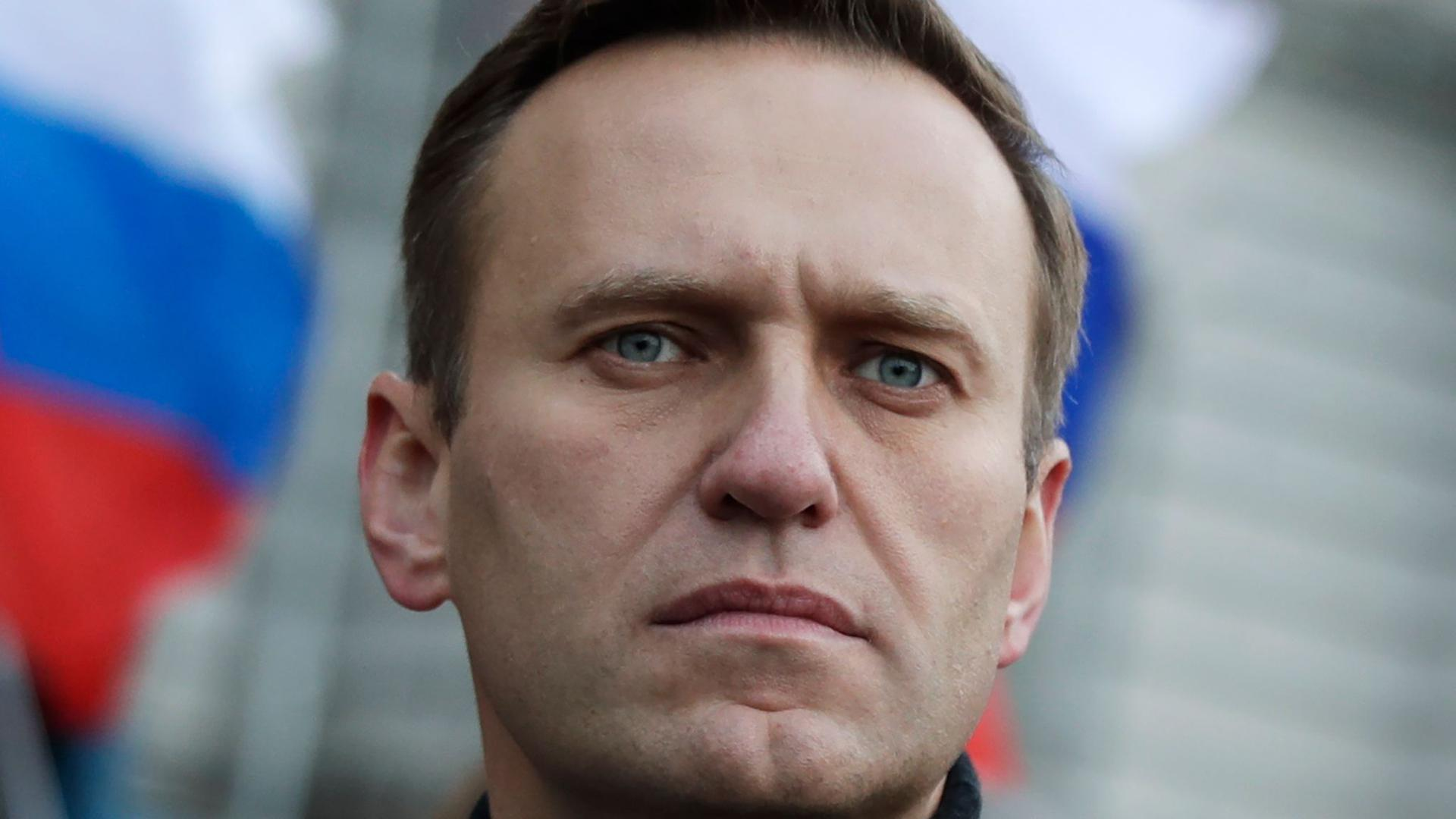 Alexej Nawalny will zurück in sein Heimatland.