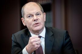Vizekanzler Olaf Scholz rechnet mit einer Verschärfung der Corona-Maßnahmen am Dienstag.