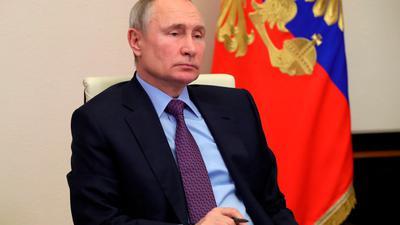 Kremlchef Wladimir Putin sieht sich schweren Vorwürfen ausgesetzt.