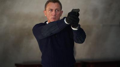 """Da die Kinos derzeit dicht sind, muss der James-Bond-Film """"Keine Zeit zu sterben"""" mit Daniel Craig erneut verschoben werden."""