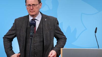 Bodo Ramelow steht in der Kritik.