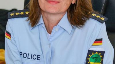 Antje Pittelkau hat es geschafft: Die 53-Jährige ist die erste deutsche Polizistin, die eine internationale Polizeimission der Europäischen Union (EU) leitet.