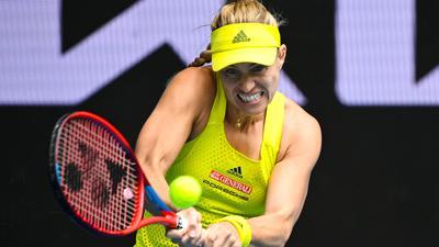 Ist bei den Australian Open bereits gescheitert:Angelique Kerber.