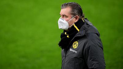 Ist gegen eine bevorzugte Impfung von Fußballern: Michael Zorc, Sportdirektor von Borussia Dortmund.