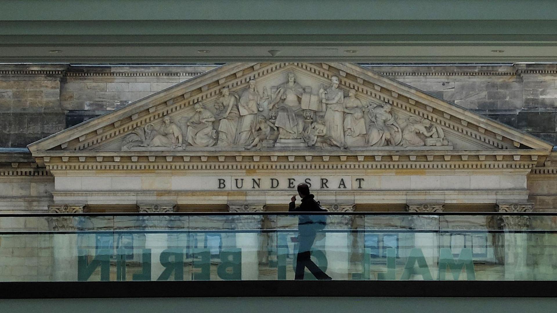 Mit einer Rede von Bundespräsident Steinmeier feiert der Bundesrat seine 1000. Sitzung.