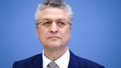 Lothar Wieler ist Präsident des Robert Koch-Instituts.