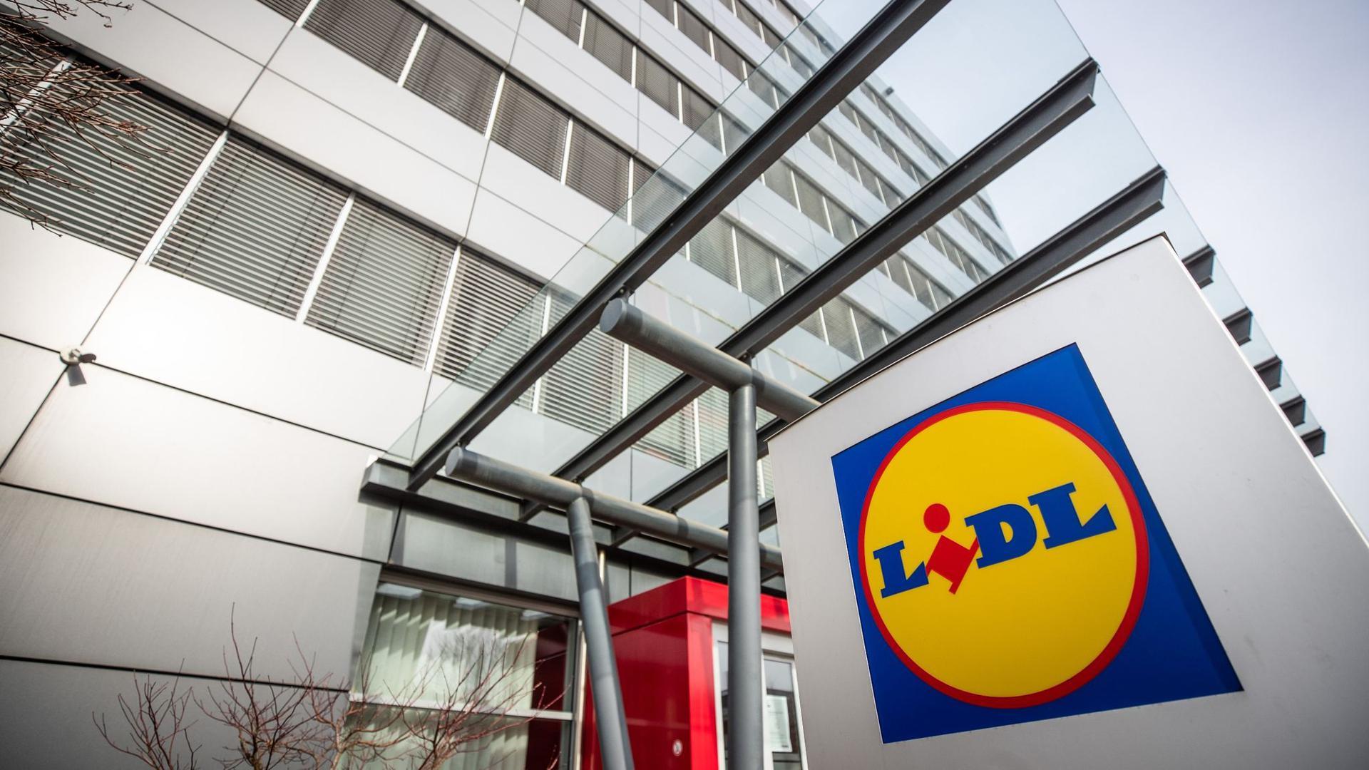 Im Lidl Verwaltungsgebäude in Neckarsulm war am 17. Februar eine Briefbombe explodiert.