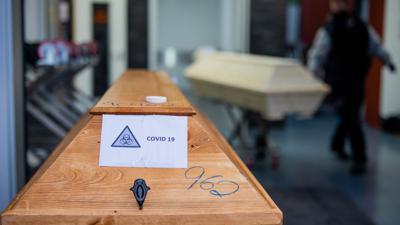 Die Johns-Hopkins-Universität in den USA sammelt die Corona-Todeszahlen weltweit.