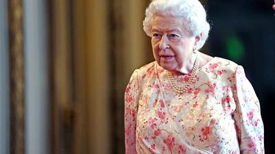 Königin Elizabeth II. von Großbritannien geht es gesundheitlich weiterhin gut.