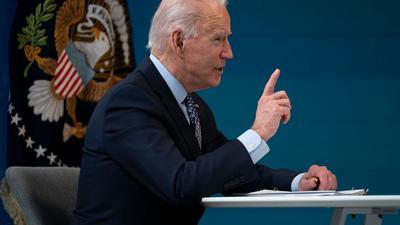 US-Präsident Joe Biden hat Luftangriffe gegen pro-iranische Milizen in Syrien befohlen.