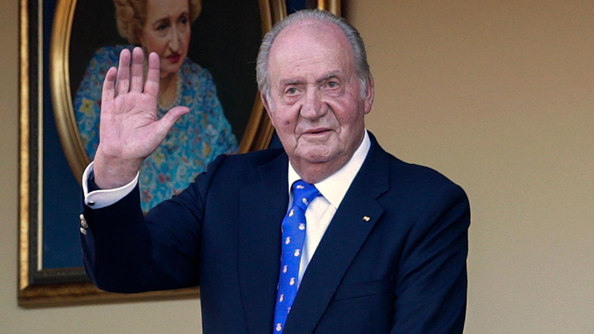 Juan Carlos, ehemaliger König von Spanien, lebt inzwischen im Wüstenemirat Abu Dhabi.