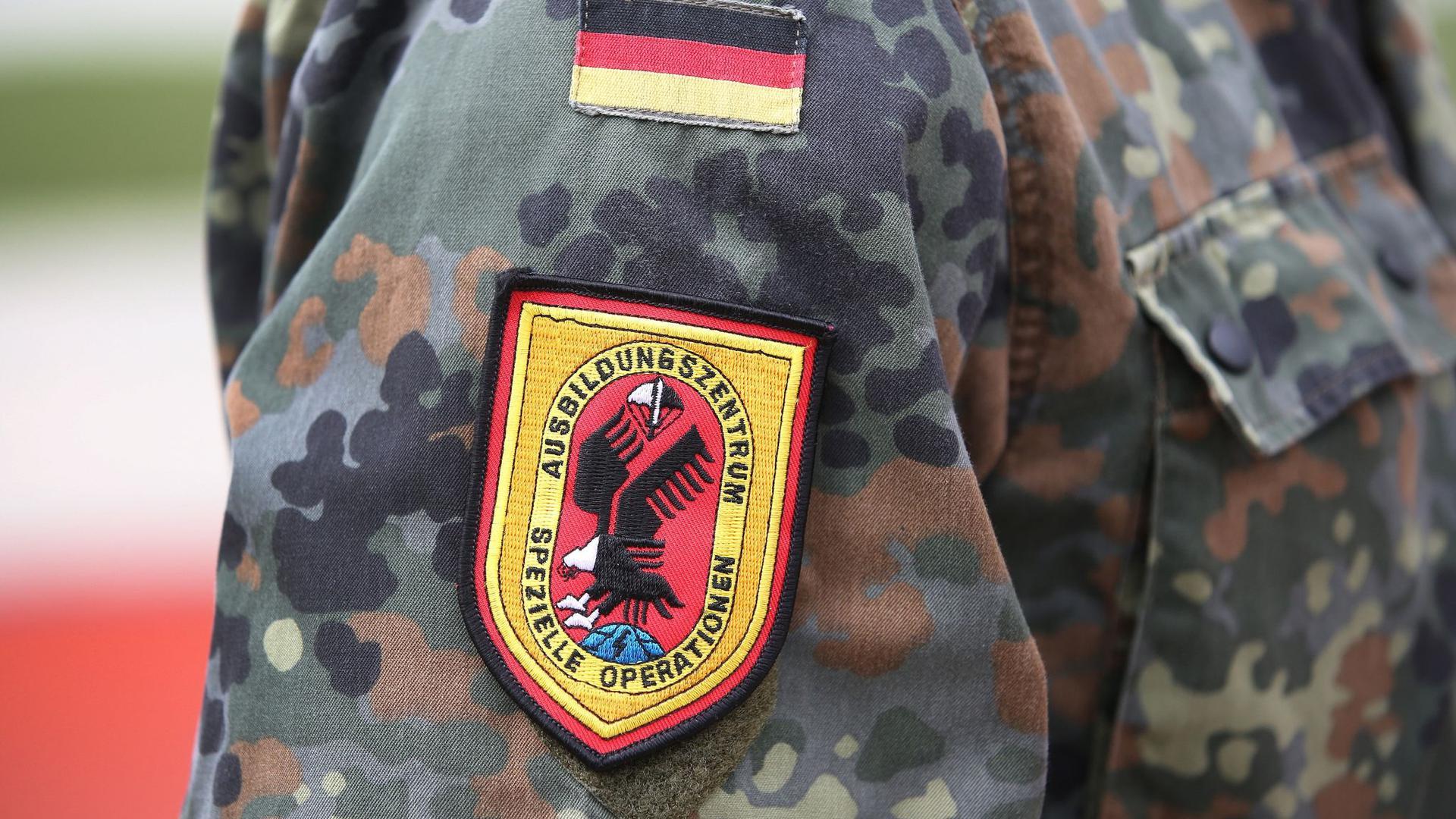 Das Ausbildungszentrum für Spezielle Operationen der Bundeswehr befindet sich in Pfullendorf. (Archivbild).