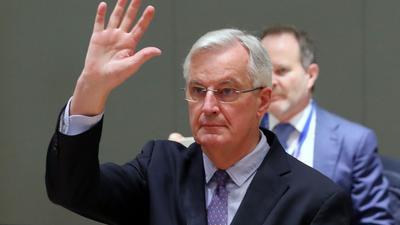 Michel Barnier war 2016 zum Chefunterhändler für die Verhandlungen mit dem Vereinigten Königreich berufen worden.