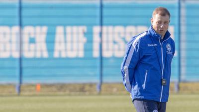 Soll Arminia Bielefeld vor dem Abstieg retten: Frank Kramer.