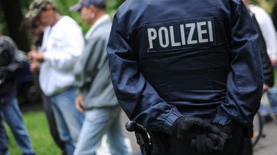 Insgesamt 1000 Sicherheitskräfte waren bei der grenzüberschreitenden Aktion im Einsatz.