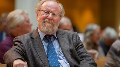 Der frühere DDR-Bürgerrechtler Wolfgang Thierse.
