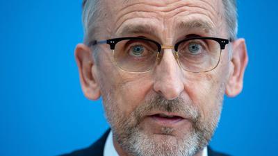 Armin Schuster (CDU), Präsident des Bundesamtes für Bevölkerungsschutz und Katastrophenhilfe (BBK).