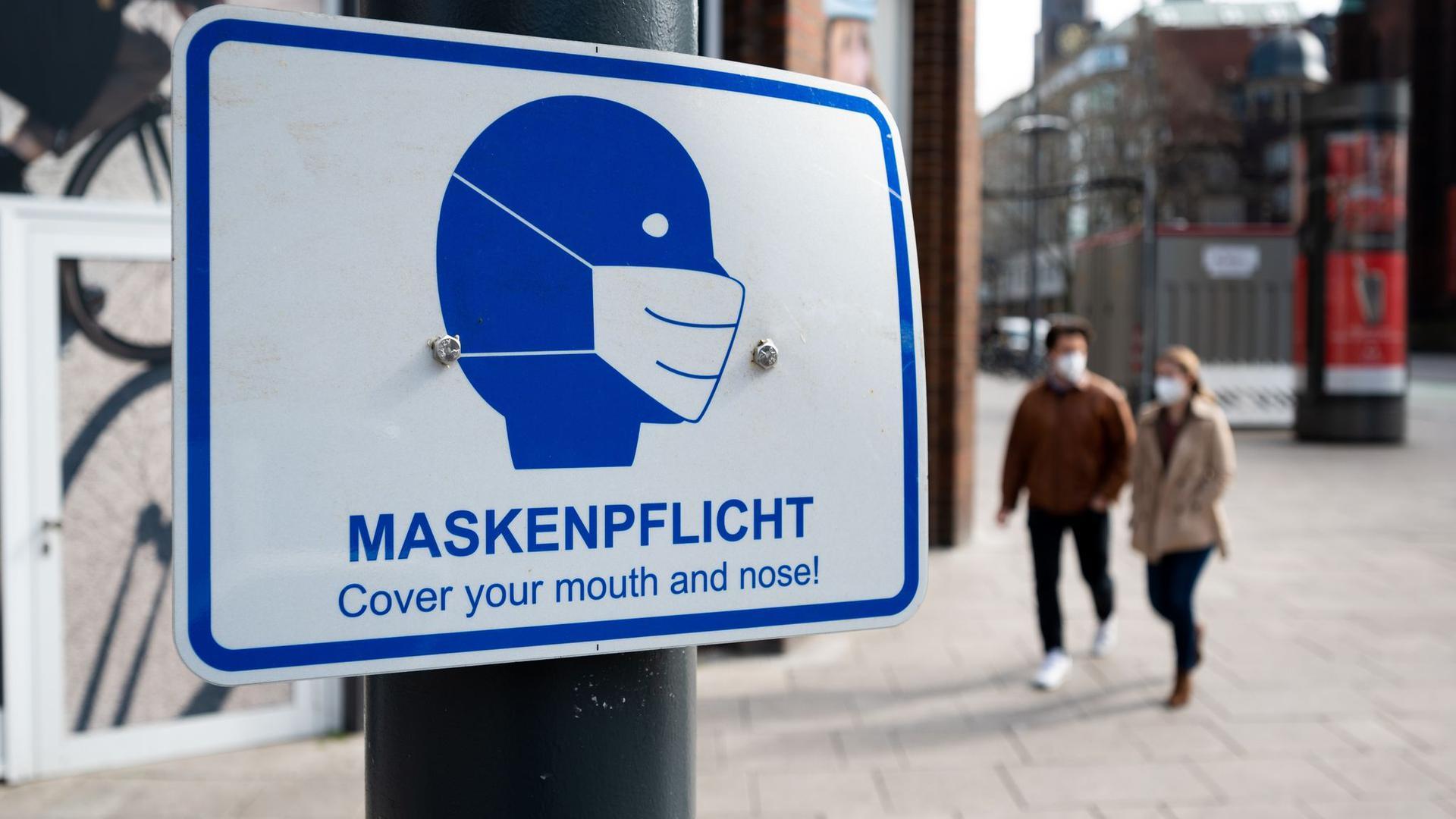 Impfglück ohne Maske? Aus dem Gesundheitsministerium kommt ein klares Nein.