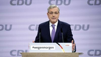 Norbert Röttgen (CDU) ist Teil der Initiative, die einen Vorstoß gewagt hat, um dem Bund während der Corona-Pandemie, mehr Kompetenzen einzuräumen.
