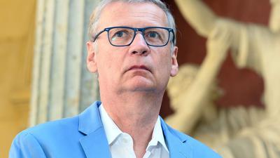 Günther Jauch hat sich mit Corona infiziert.