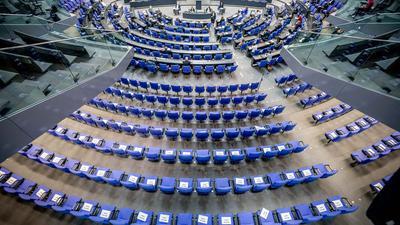 Der Bundestag hat derzeit so viele Mitglieder wie noch nie - was sich eigentlich ändern soll.