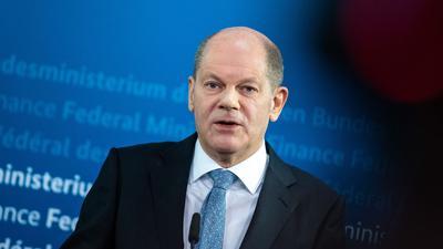 Bundesfinanzminister Olaf Scholz (SPD)  will Unternehmen nicht für zusätzliche Kosten durch die geplante Corona-Testangebotspflicht entschädigen.