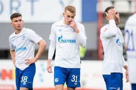 Der FC Schalke 04 steht vor dem Bundesliga-Abstieg.