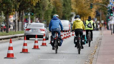 Verkehrsminister Scheuer will in Hamburg Details des neuen Nationalen Radverkehrsplans vorstellen.