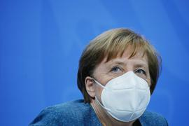 Bundeskanzlerin Merkel hat sich mit den Länderchefs über die Impfsituation beraten.
