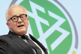 FritzKeller ist nicht mehr der Präsident des Deutschen Fußball-Bundes.