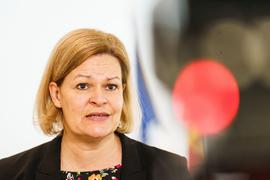 Die hessische SPD-Partei- und Fraktionschefin Nancy Faeser.