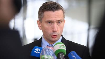 Der Geheimdienst speicherte unter anderem Äußerungen von Martin Dulig zum Umgang der sächsischen CDU mit Rechtsextremismus.