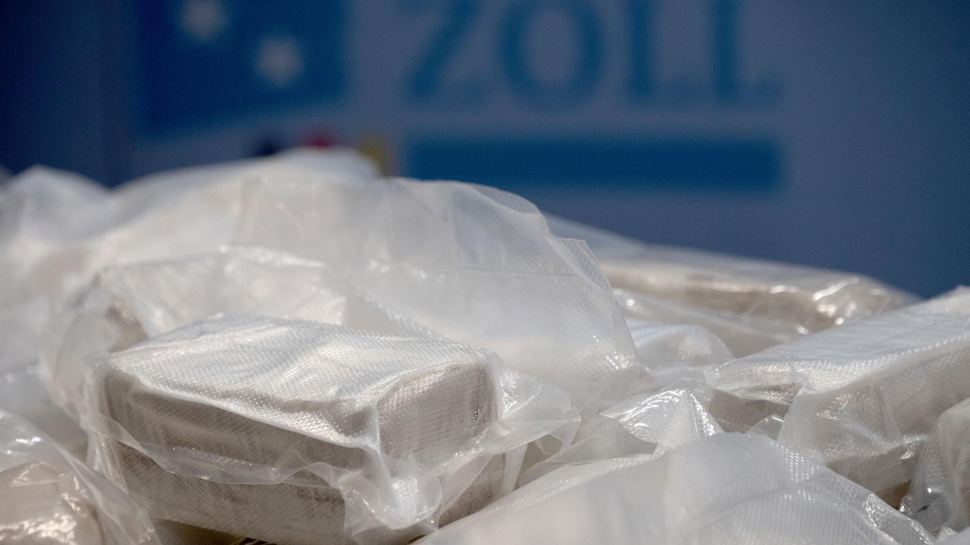 Die Bedrohung durch illegale Drogen hält an.