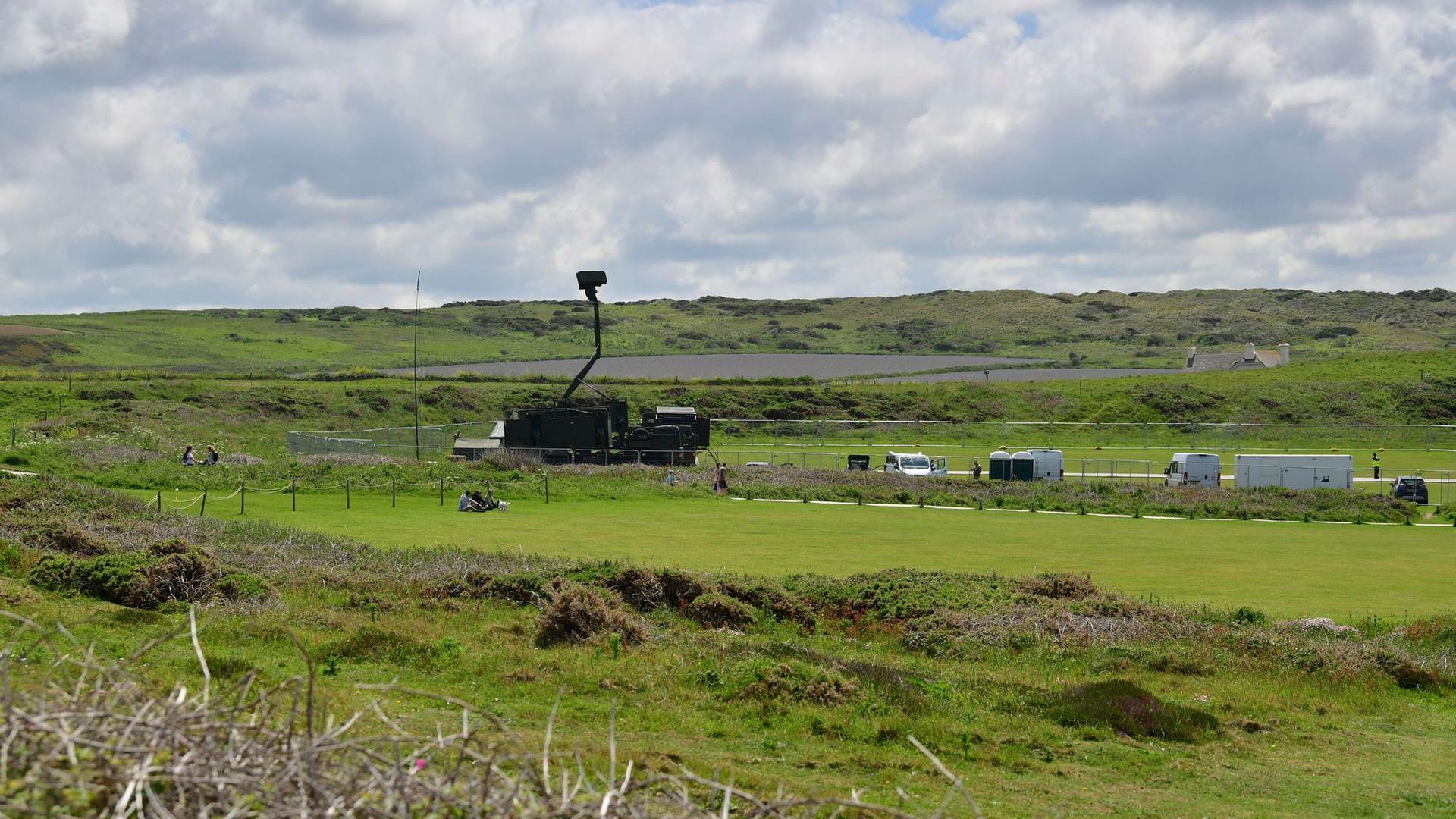 Der G7-Gipfel findet vom 11. bis 13. Juni in Carbis Bay, St Ives in Cornwall statt.